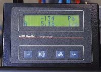 Tester szczelności instalacji wentylacyjnych firmy Test-Therm