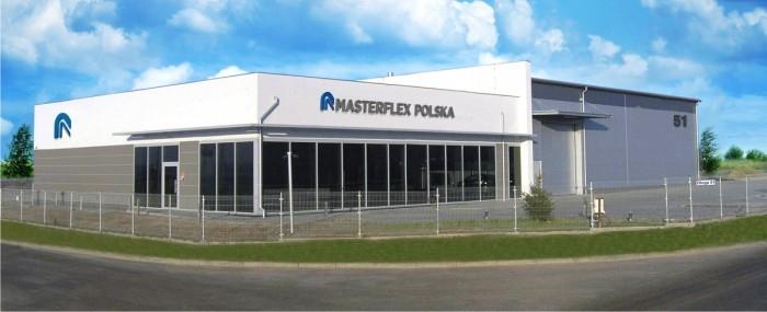 Siedziba firmy MASTERFLEX