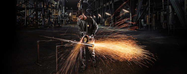 Klingspor to jeden z wiodących producentów narzędzi ściernych na rynku.