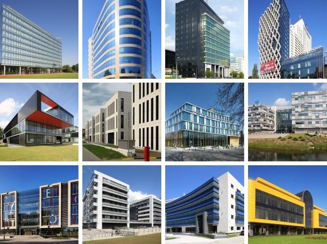 Realizacje - Biurowce i budynki wielofunkcyjne - Aluprof