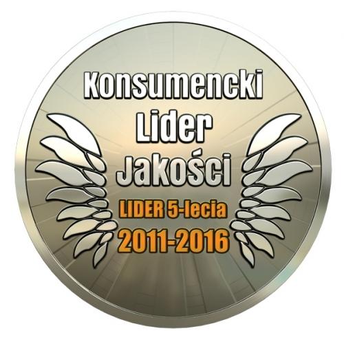 Konsumencki Lider Jakości 2011-2016