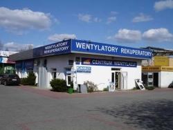 Siedziba firmy Went-Dom Centrum Profesjonalnej Wentylacji
