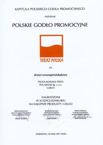 Polskie Godło Promocyjne - XI edycja POL-SKONE