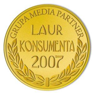 Laur Konsumenta 2007