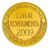 Złote Godło Laur Konsumenta 2009