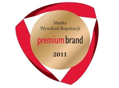 Premium Brand Marka Wysokiej Reputacji 2011 Śnieżka