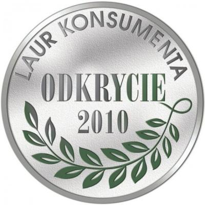 Laur Konsumenta - Odkrycie Roku 2010