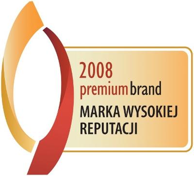 Premium Brand - Marka Wysokiej Reputacji 2007 Śnieżka