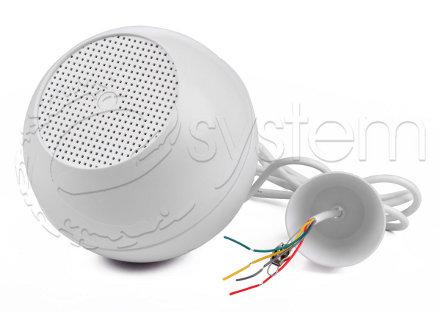 Kulowy głośnik sufitowy MRS-101 fot. E-SYSTEM