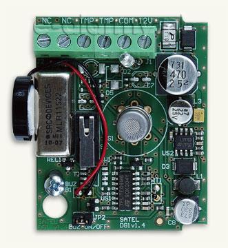Czujka gazu LPG (propan-butanu) DG-1 LPG fot. E-SYSTEM