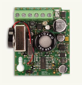 Czujka gazów usypiających DG-1 TCM fot. E-SYSTEM