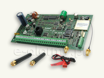 Centrala alarmowa INTEGRA 128-WRL fot. E-SYSTEM