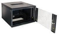 Szafa RACK 19 RWA656 GD fot. E-SYSTEM