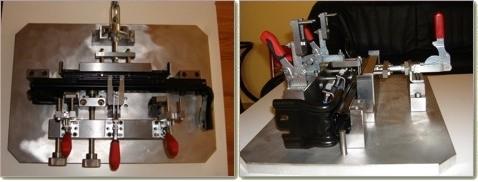 Przyrząd bazujący do spawania laserowego, SIlma Tools