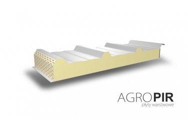Płyty warstwowe AGROPIR dach