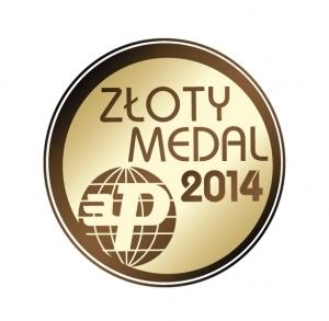 Złoty Medal MTP 2014