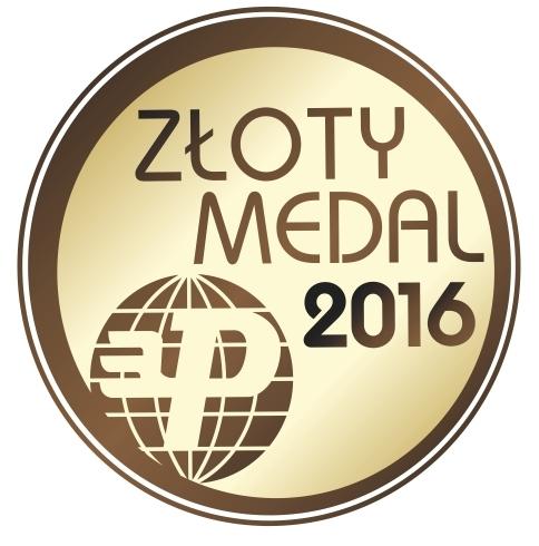 Złoty Medal MTP 2016