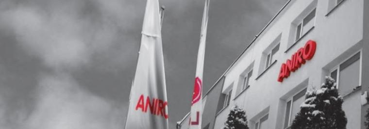 Siedziba firmy ANIRO