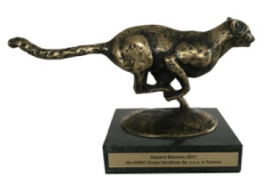 Gepard biznesu  firmy ANIRO