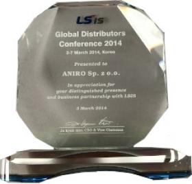 Global Distributors  firmy ANIRO