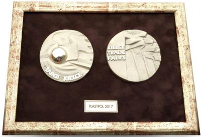 Złoty Medal PLASTPOL dla Brenntag
