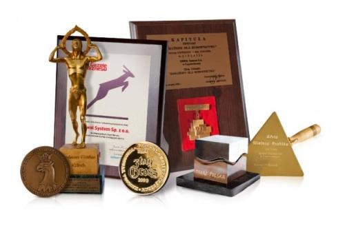 Nagrody i wyróżnienia YAWAL