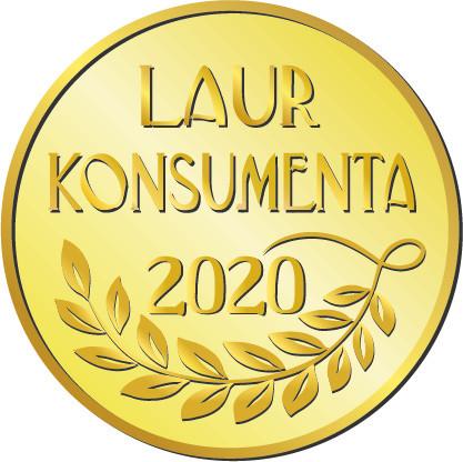 Złoty Laur Konsumenta 2020