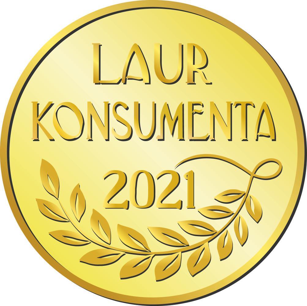 Złoty Laur Konsumenta 2021