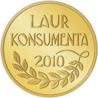 Laur Konsumenta 2010 ELEKTRA