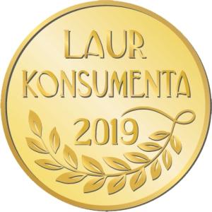 Złoty Laur Konsumenta 2019 dla ELEKTRA