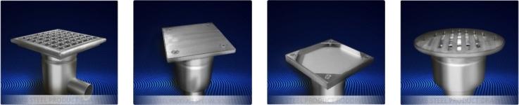 KMB STEEL PRODUCT zapewnia kompleksowe dostawy systemów odwadniających ze stali nierdzewnej i kwasoodpornej