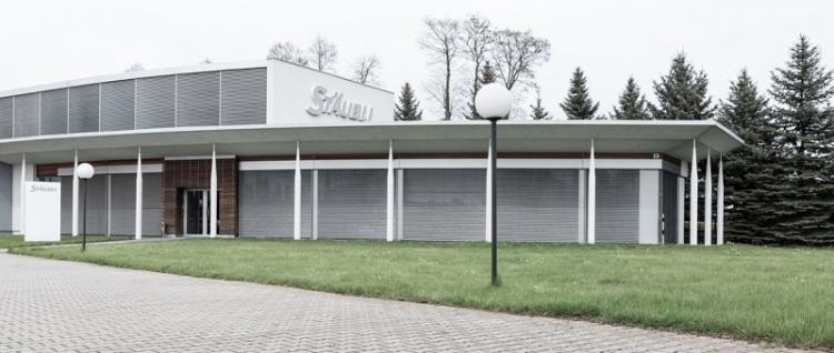 Siedziba Stäubli w Polsce