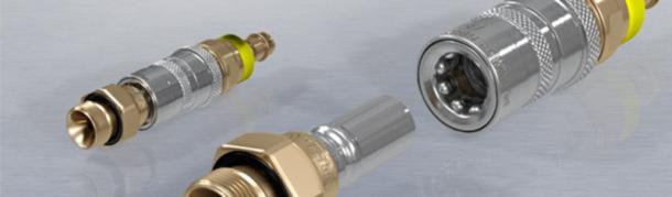 Szybkozłącza Stäubli typu CBI – termoregulacja form wtryskowych