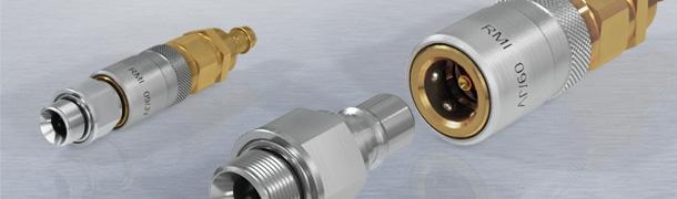 Szybkozłącza Stäubli typu RMI – termoregulacja form wtryskowych