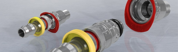 Szybkozłącza Stäubli typu RPL – termoregulacja form wtryskowych