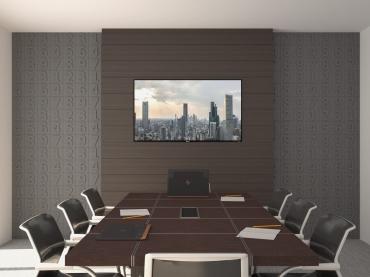 Wizualizacja: Panele styropianowe 3D - CYFRY