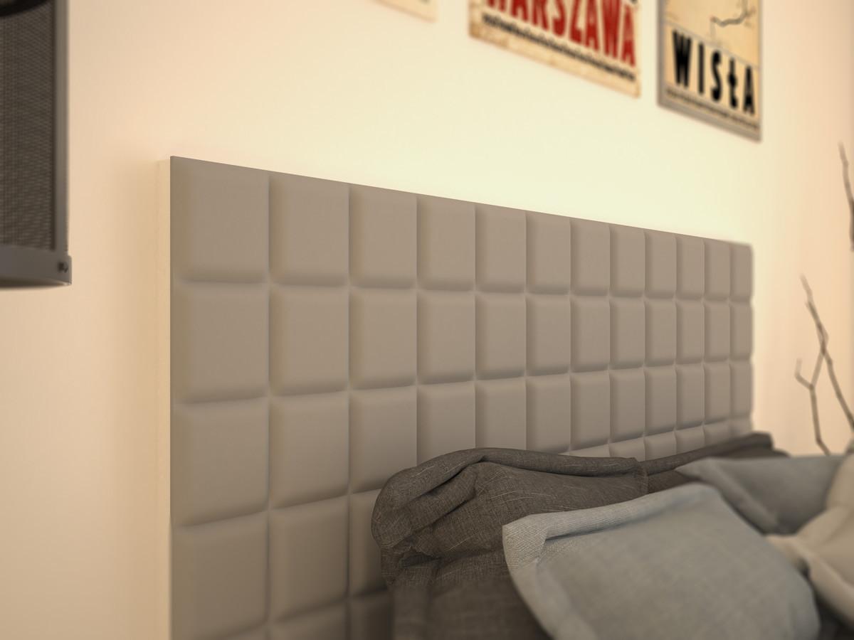 Wizualizacja: Panele styropianowe 3D - CZEKOLADA