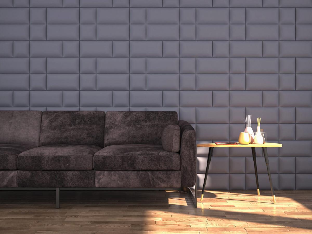 Wizualizacja: Panele styropianowe 3D - PODUSZKA #3