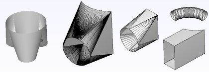 Rozwijanie blach do systemu MegaCAD: SF (SonderFormen), CAD-Projekt
