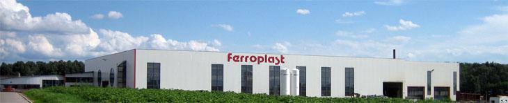 firma FERROPLAST ŚWIDWIN, siedziba firmy FERROPLAST ŚWIDWIN