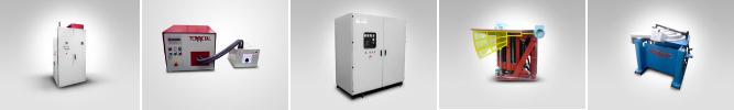 Oferta firmy TERMETAL: generatory, piece indukcyjne