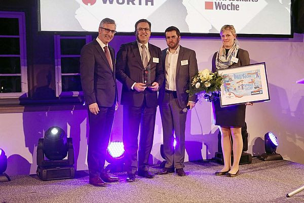 """Magazyn WirtschaftsWoche i firma WÜRTH: Nagroda """"Przedsiębiorca z sercem"""""""