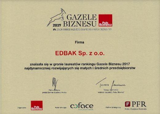 Gazele Biznesu 2017