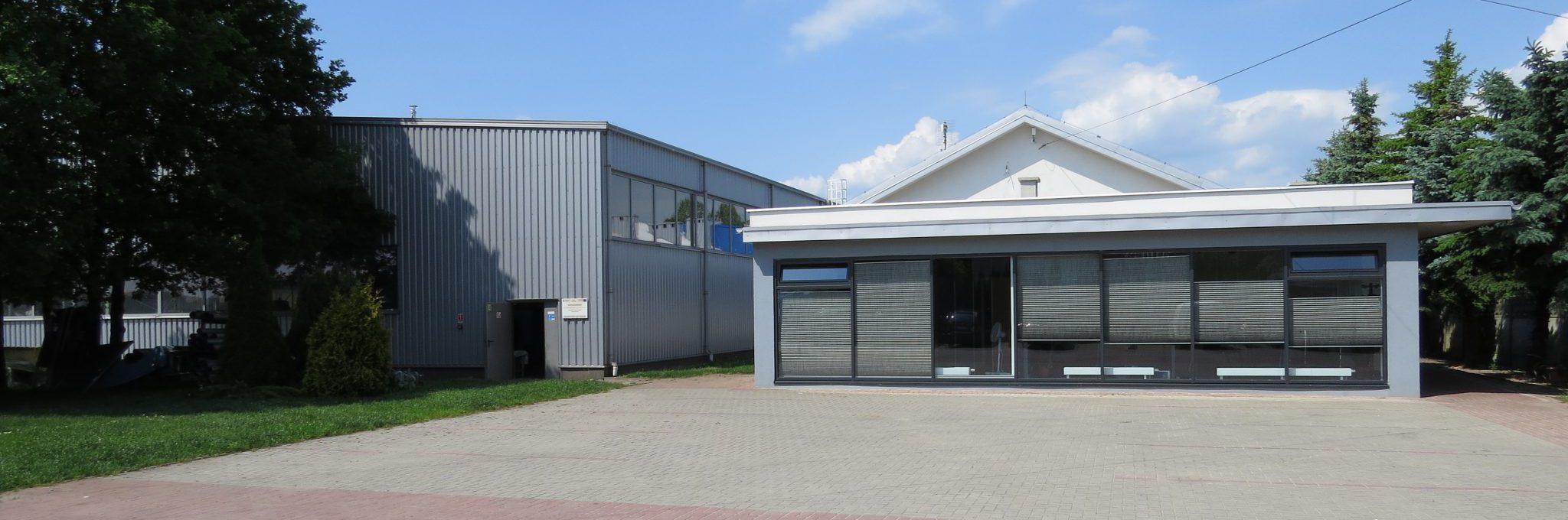 Siedziba firmy Inter-Plast
