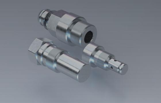 Produkcja seryjna, obróbka skrawaniem CNC, Sabner