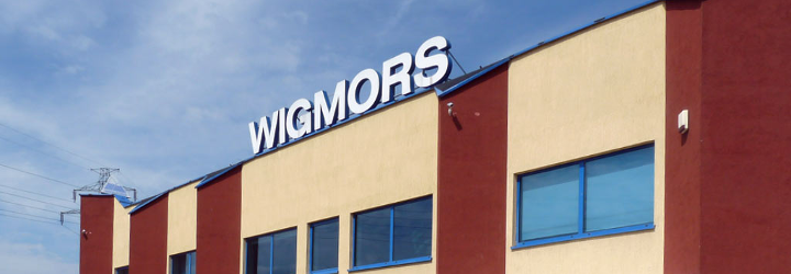 Siedziba firmy WIGMORS