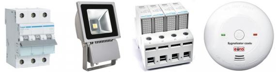 O firmie MEZOKO - Aparatura modułowa, wyłączniki, sygnalizatory czadu