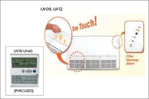 LG Electronic, Klimatyzator komercyjny pojedynczy przypodłogowo-sufitowy