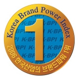 1st in Korea Brand Power Index dla  LG Electronic