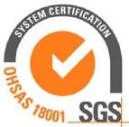 Certyfikat Systemu Zarządzania Bezpieczeństwem i Higieną Pracy